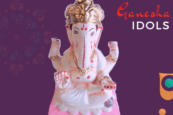 Ganesha Idol 9