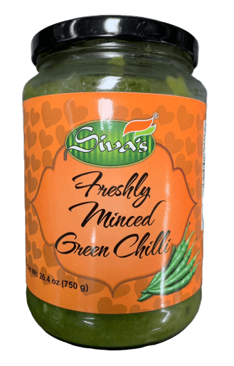 Siva Green Chilli Paste - 750 gm