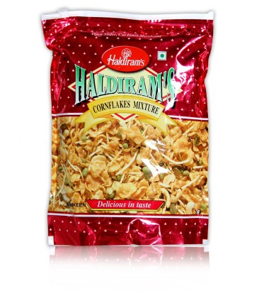 Haldirams Cornflakes Mixture - 14 oz
