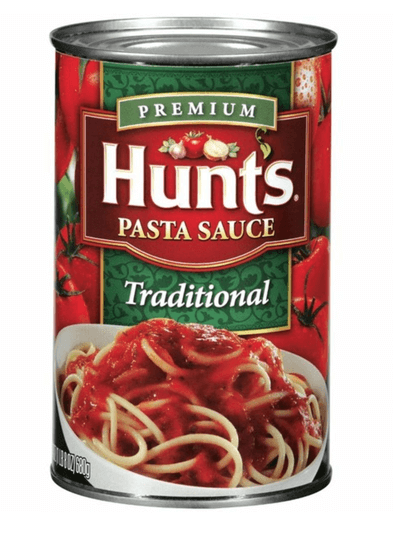 Hunts traditional pasta sauce - 24 Oz