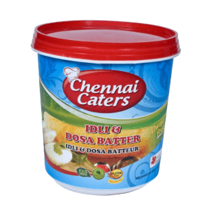 Chennai Caters Idli & Dosa Batter - 900 ml