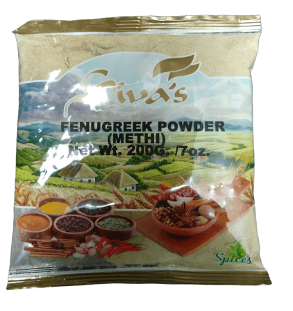 Siva Methi Powder 7 oz