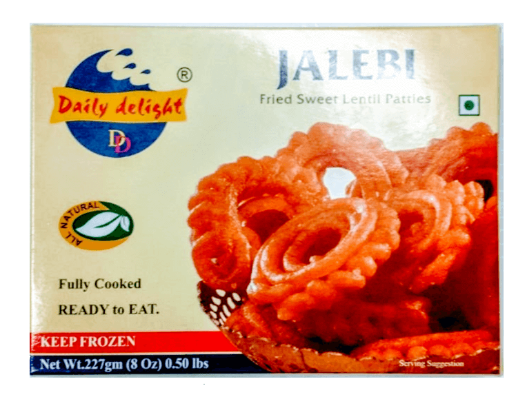 Daily Delight Jalebi .50 lbs