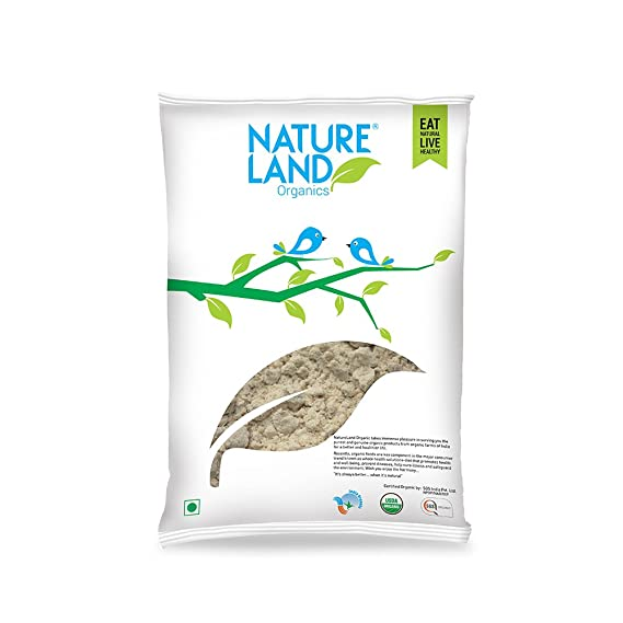 Nature Land Organic Juwar Flour - 2 lb