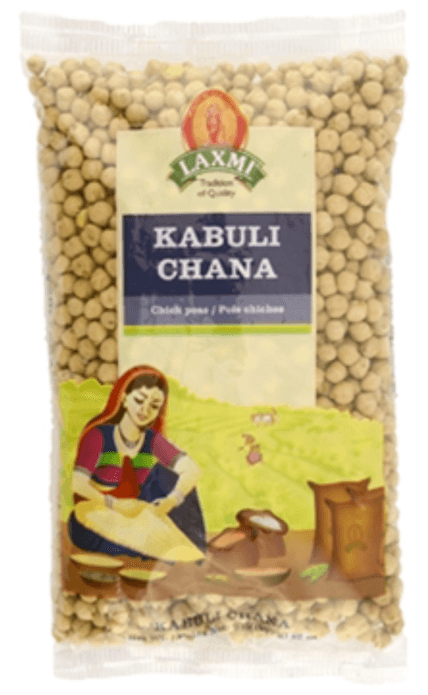Shah ChickPeas/ Garbanzo/ Kabuli channa - 4lb