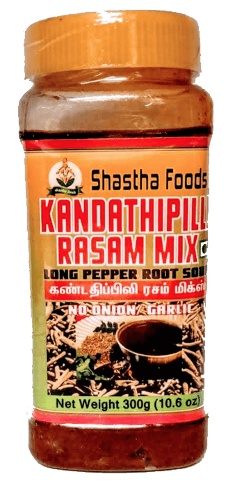 Shastha Java Long Pepper (Kandathipilli Rasam) - 300g