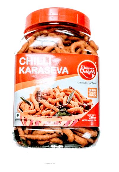 Delicious Delight Kerala Mixture - 400g