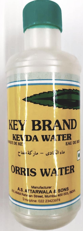 Key Brand Kevda Water - 7 oz