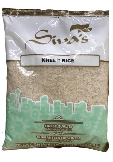 Siva Kheer Rice - 4 Lb