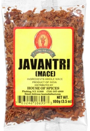 Laxmi Javantri (Mace) Powder 3.5 Oz