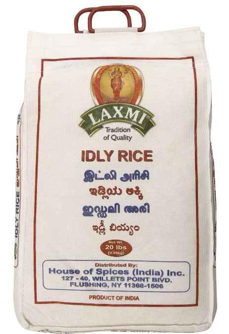 Laxmi idli Rice - 20 lb
