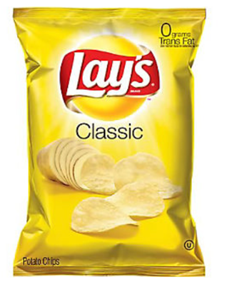 Lay's Potato Chips Classic - 63g