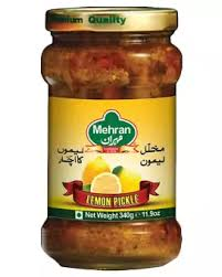 Mehran Lemon Pickle - 340g