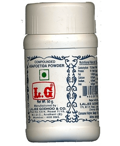 LG Hing / Perungayam - Compounded Asafoetida Powder - 100g