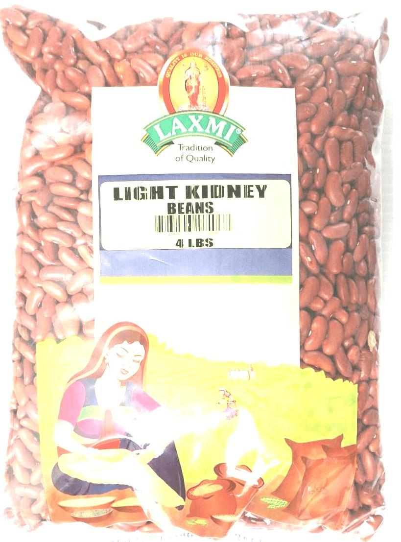 Light red Kidney Beans/Rajma  - 4 lb