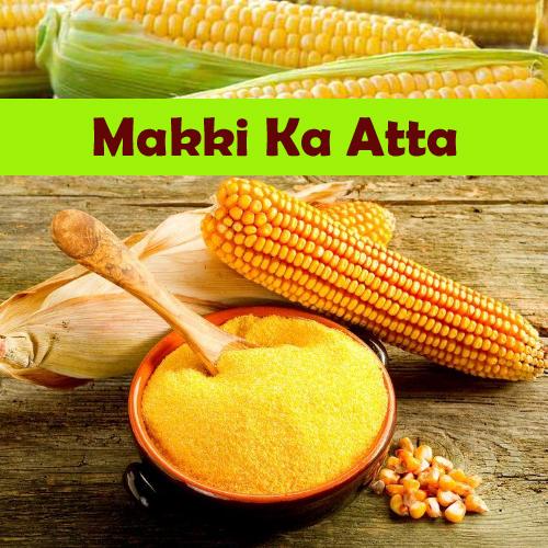 Mazza Makki (Corn Flour) ka Atta 4 lb