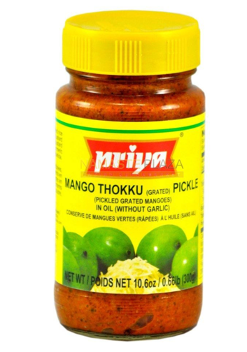 Priya Cut Mango Pickle - 300g