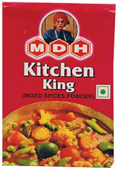 MDH Kitchen King Masala - 3.5 Oz