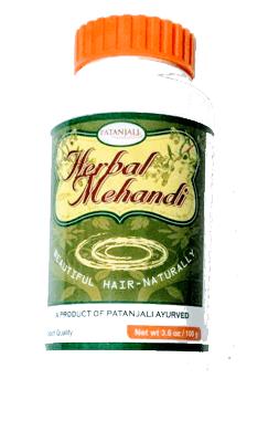 Patanjali Herbal Mehandi - 100g