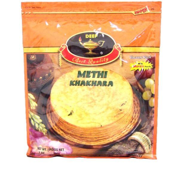 Deep Methi Khakhara - 200g