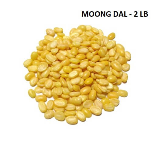 Yellow Moong Dal Split - 2 lb
