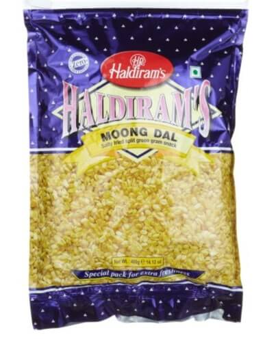 Haldirams Moong dal - 14 Oz