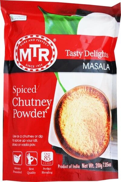 MTR Spiced Chutney Powder 200 Gms