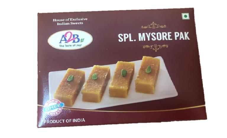 A2B Mysore Pak
