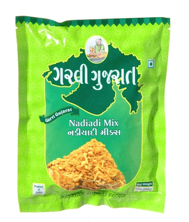 Garvi Gujrati Nadiyadi mix - 10 Oz