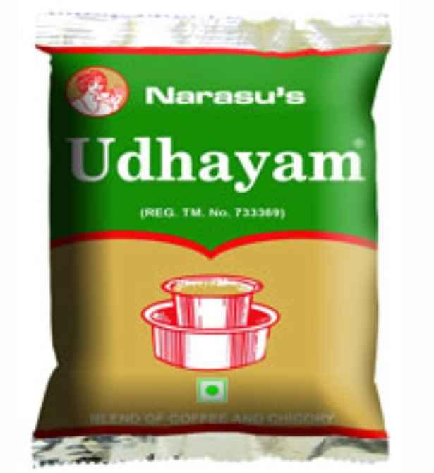 Narasus Udhayam (80% coffee and 20% Chicory) - 500 g