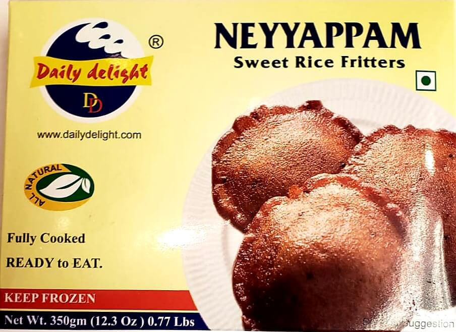 Daily delight Neyyappam - 350 gms