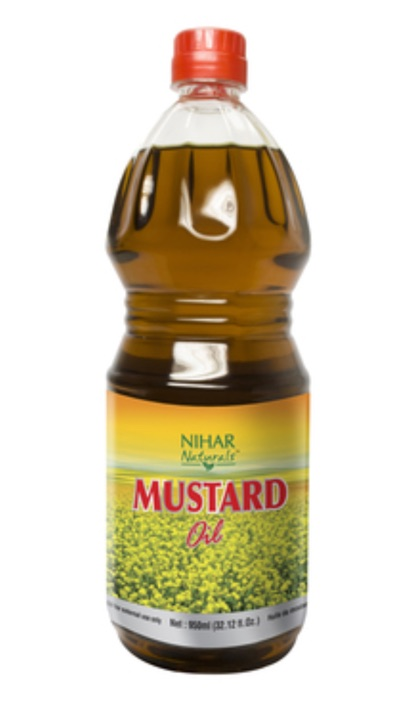 Nihar Mustard Oil 1 L by Parachute
