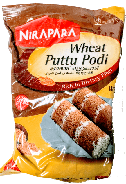 Nirapara Wheat Puttu Podi - 2.2 lb