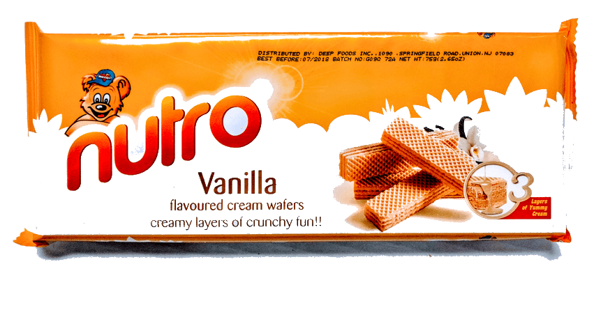 Nutro Wafer Vanilla 5.9 Oz