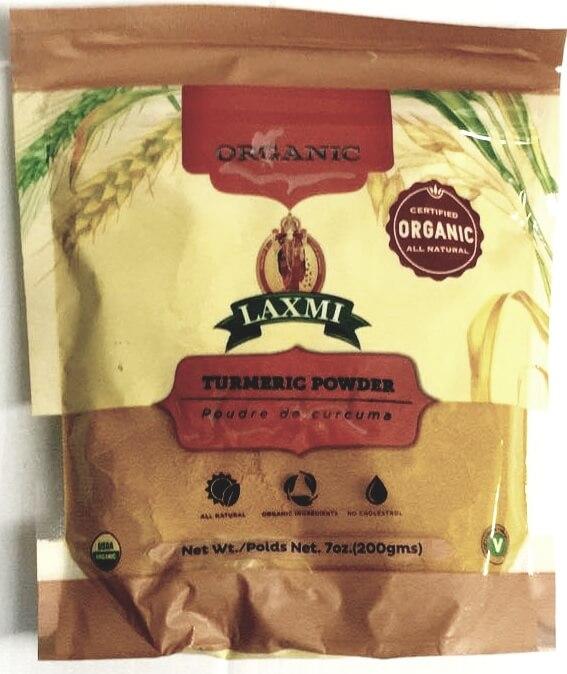 ORGANIC Sanjeevani Turmeric Powder - 7 oz
