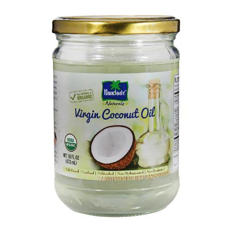 Parachute Organic Coconut Oil - 473 ml