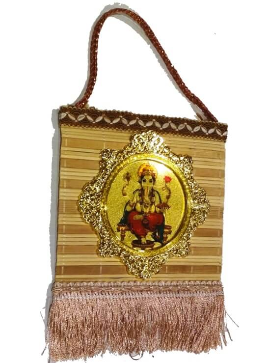 Ganesha Photo hanger