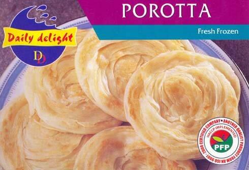 Daily Delight Malabar Parotta - 330 g
