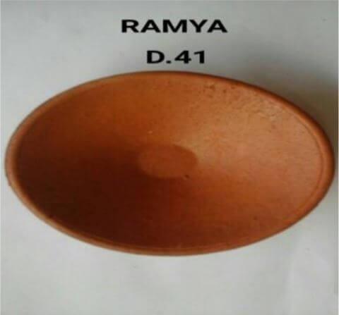 Clay Diya No 4 (6 Pcs) -