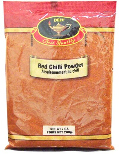 Laxmi Red Extra Hot Chilli powder - 7 oz
