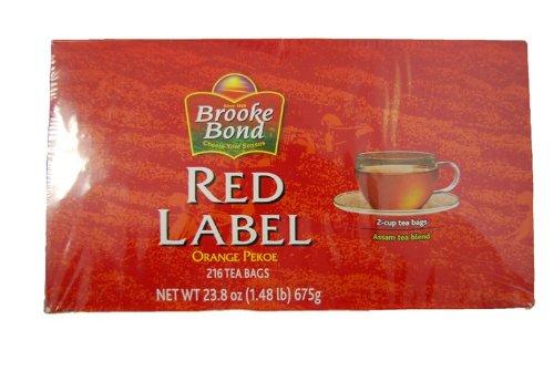 Brooke bond taj mahal Tea 100 Bags 200 gms