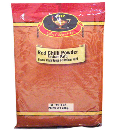 Deep Reshampati Red Chilli powder - 7 oz