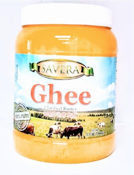 Savera Pure Desi Ghee - 56 Oz