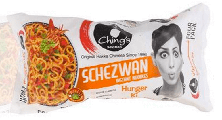 Chings Schezwan Style Noodles - 240gms