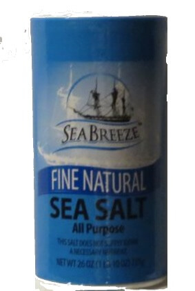 Del Destino Sea Salt with Grinder