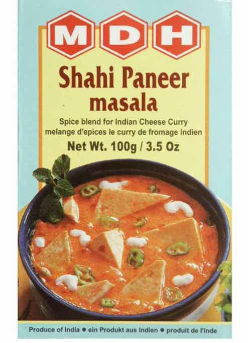 MDH Shahi Paneer Masala - 3.5 Oz