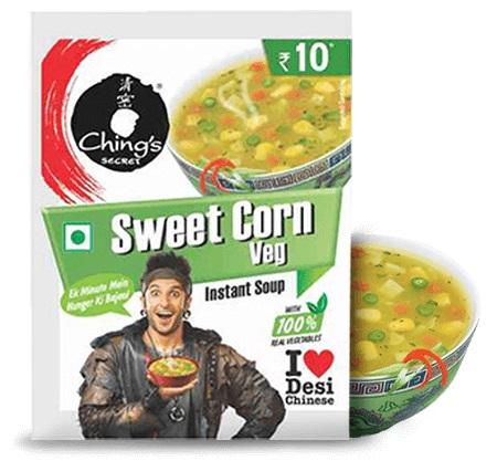 Ching's Secret, Sweet Corn Soup 55 gms (3 Count)