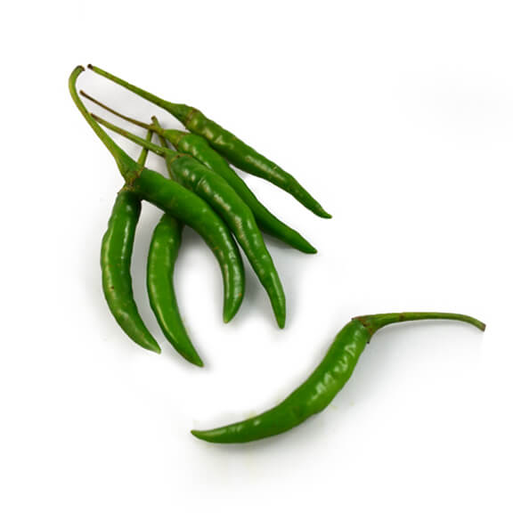 Green small thai Chilli - 4 Oz (0.25 lb)