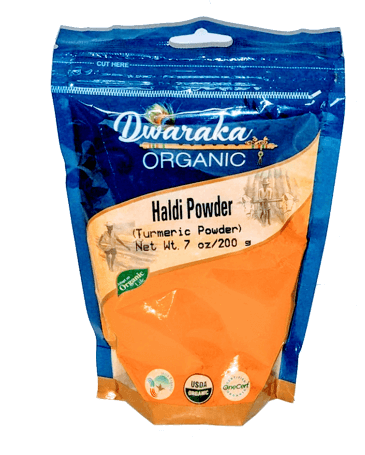 Organic Turmeric Powder 14 oz