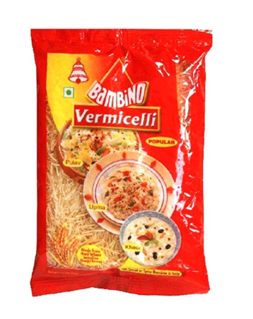 Bambino Plain Vermicelli - 6.3 Oz